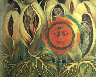 Poll Kahlo Sun and Life 1947