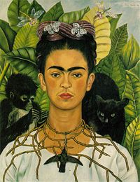 A welcome to the Powers That Be Frida_kahlo-bird-monkey1